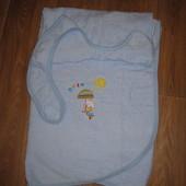 Полотенце для новорожденного фартук