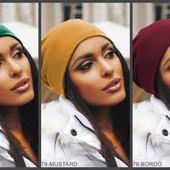 Жіноча шапка Jersey (20479)