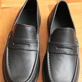 туфлі з пєнкі 43р,27см.аналог  Jose Amorales