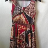 Туника (платье) с баской р. М-L