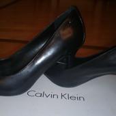 Туфли Calvin Clain 25,5см Оригинал!