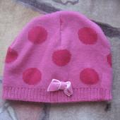 Bluezoo Демисезонная шапка для девочки