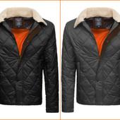 Мужская зимняя куртка Stegol со съемным воротником