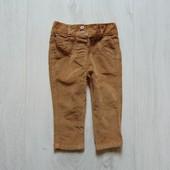 Стильные вельветовые джинсы для девочки. George. Размер 3-6 месяцев. Состояние: новой вещи