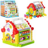 Теремок - сортер 9196 Limo Toy
