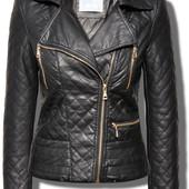 Женская стеганная куртка косуха 48-50  размера