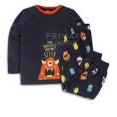 Флисовая пижама для мальчика (3-5 лет) Primark