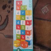 ELC Деревянные кубики