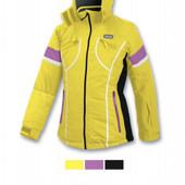Зимняя термо куртка для девочки brugi, мембрана 3000.