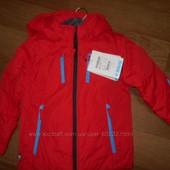 Термо куртка  для мальчиков brugi . мембрана 3000, размер 98-104