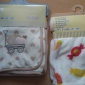 Теплое одеяло для малышей