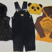 Фірмовий одяг на 2-3роки за Всі речі 185грн