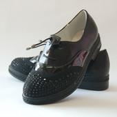 Туфли Башили арт.8110-3 black