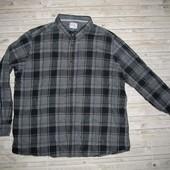 Фирменная рубашка, большой размер George р. 3XL