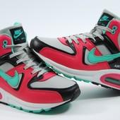 Женские зимние кроссовки Nike Air Max