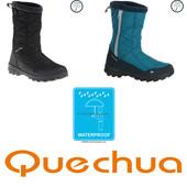 Водонепроницаемые сапоги Quechua р.30-38.