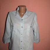 рубашка,блуза р-р 14,сост новой Canda