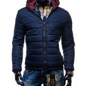 Стильная мужская куртка Дутая