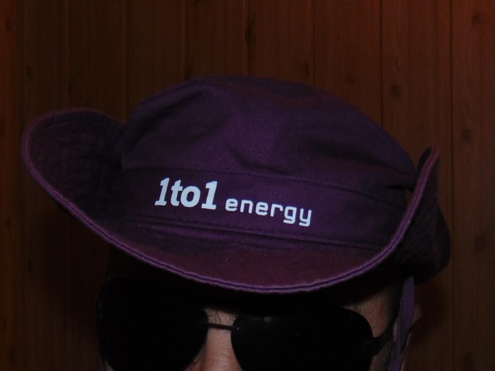 Фирменная стильная панама .energy.56-58 фото №10