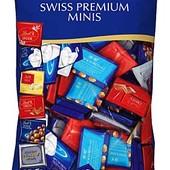 Lindt Swiss Premium 1000g ассорти