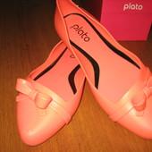 туфли резиновые /Plato.стелька 25.5