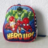 Яркий детский рюкзак для мальчиков