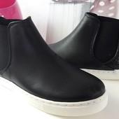 Женские ботинки! новые! р. 37-38-39-40-41