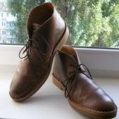 Туфли ( полуботинки) мужские натуральная кожа Loake р.43