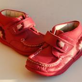 "Ботинки ""Clarks"" 23-24р. (15 см стелька)"