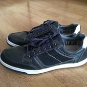 Кожаные кроссовки Cobago Нидерланды в отличном состоянии