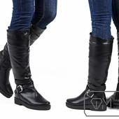 Сапоги женские  Vika на искусственном меху Модель № : W3364
