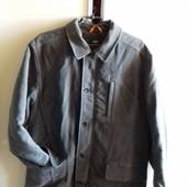 фирменная куртка оснеь-весна утепленная р50-52