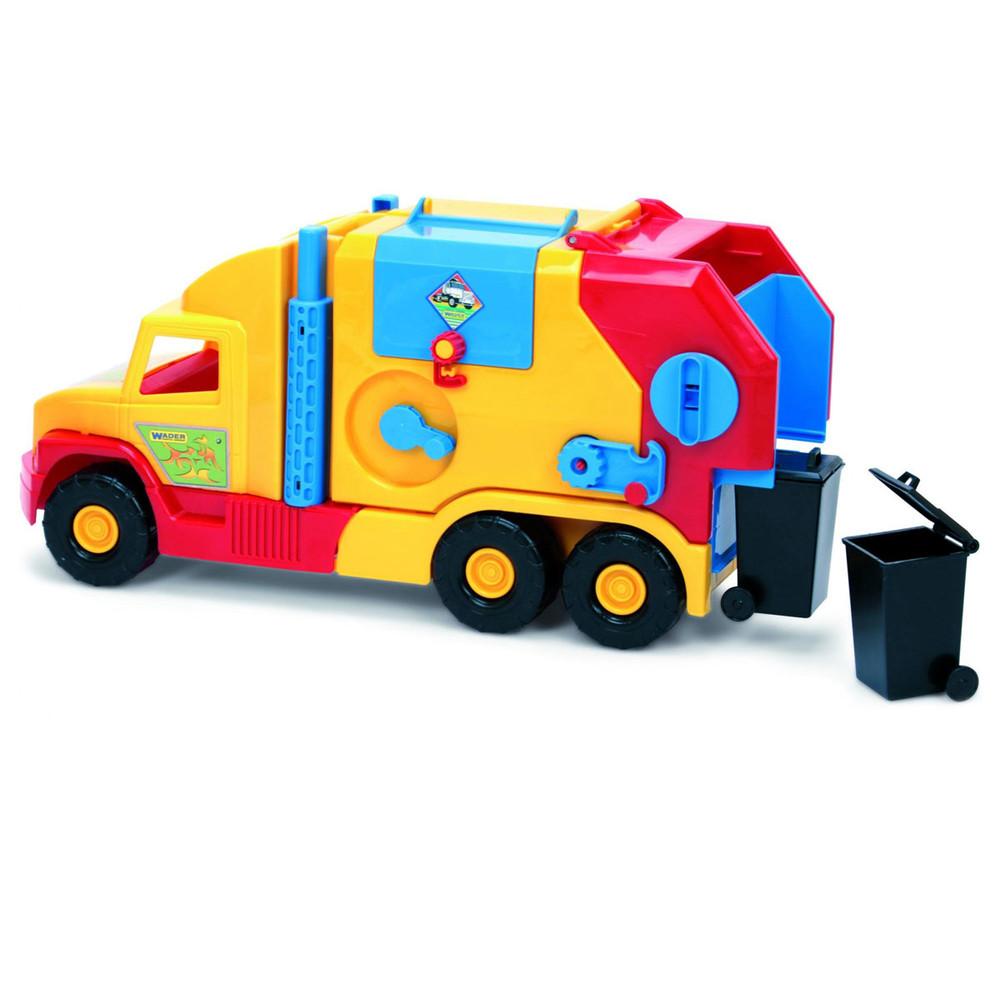 Wader – Мусоровоз Super Truck – арт. 36580 фото №1