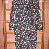 Пижама флисовая, мужская, размер М, рост до 185 см,Primark