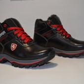 Подростковые зимние ботинки. 32-39