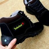 Мужские ботиночки зима прошиты