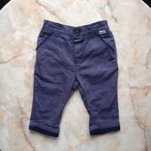 Классические стильные брюки на мальчика фирмы Baker Baby на возраст 6-9 мес