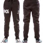 Мужские тёплые спортивный штаны