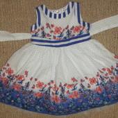 Платье на 9-12 мес Mini Mode