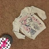 стильная кофта на девочку Disney + Подарок