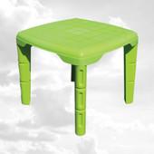 Стол детский квадратный, круглый, стульчик