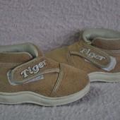 Полу ботинки туфли ТМ Tiger р. 21-22 стелька - 14 см