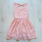 Нежное нарядное платье для изысканной леди. H&M. Размер 8-9 лет. Состояние: новой вещи.
