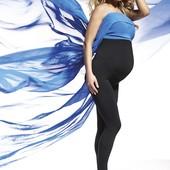 Утепленные лосины для беременных Anabel черные от Bas Bleu (Польша)