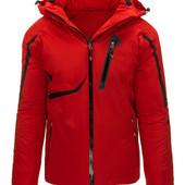 Мужская зимняя лыжная куртка