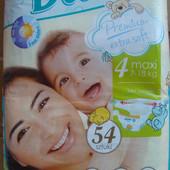 Памперсы DADA Premium 4 ( 7-14 кг) 25 шт.