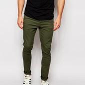 Zara чиносы брюки хаки