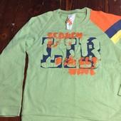 стильная футболка длиннорукавка LIB 5-6