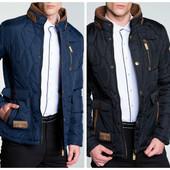 Cтильная куртка на осень-весну мужская