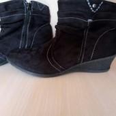 Ботинки деми Sirmione Франция 37,41р - 23,26 см, новые сток